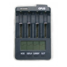 Opus BT-C3400 Battery Charger Analyzer