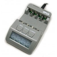 Opus BT-C700 NiMH Battery Charger