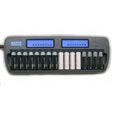 DC1216 16-Bank NiMH Battery Charger